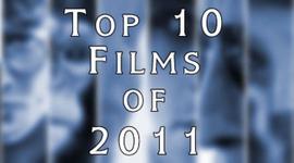 Top 10 Films of 2011 & 2012 timeline