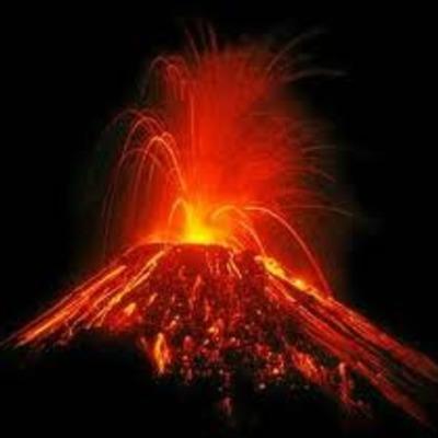 Volcanos timeline