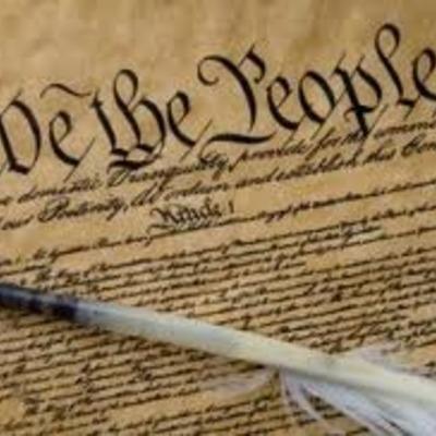 The Development of U.S. Constitution timeline