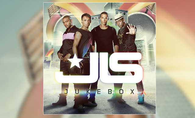 JLS's 2nd album 'Juke Box'