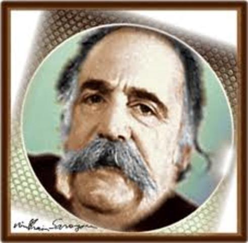 Picked my Hero, Armenian Author William Saroyan
