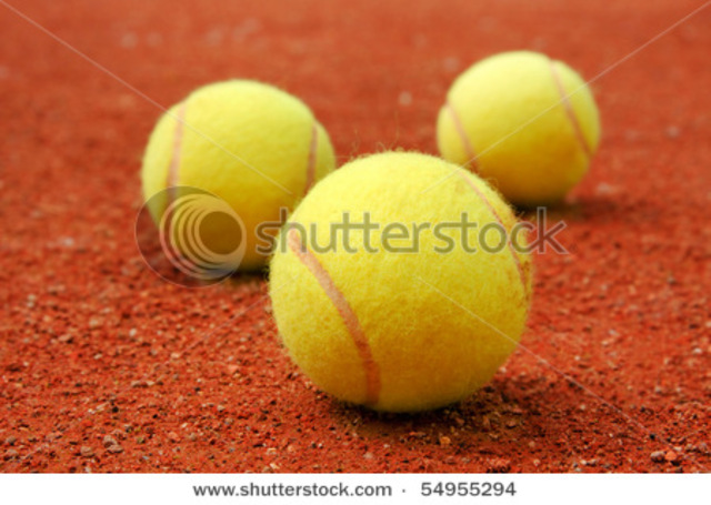 Adaption of Yellow tennis ball
