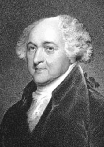An overview of the presidency of john adams 2nd president of the untied states