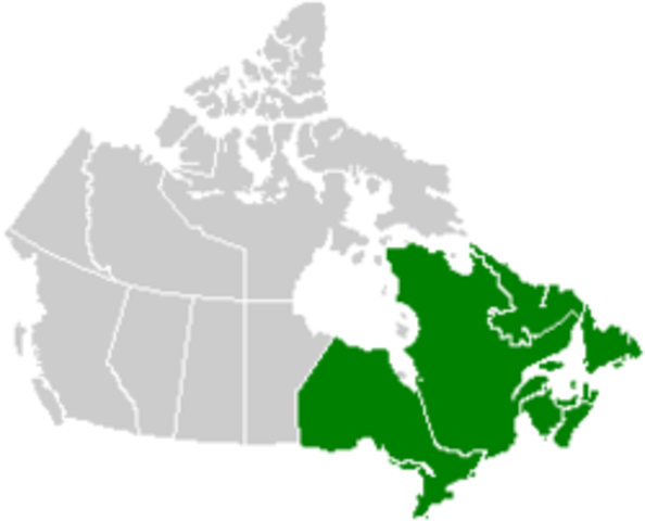 American Retreat from Canada