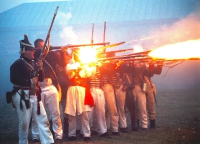 Americans attack Fort Erie