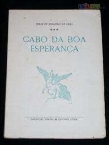 """Publicaão do """"Cabo da Boa Esperança"""""""