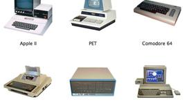 Los precursores de la computacion timeline