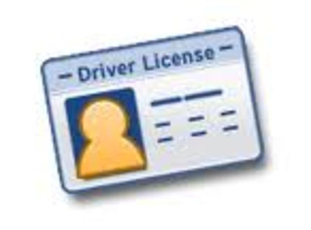Got my license.
