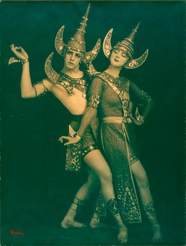 Pioneers of American Modern Dance Marry