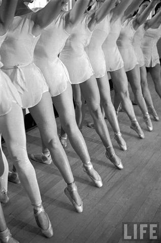 School of American Ballet Debut