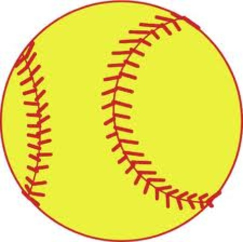 PLayed my first middle school softball game.