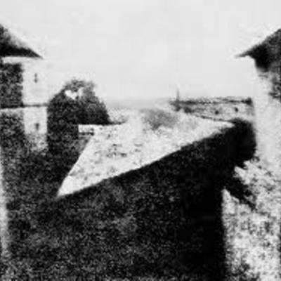 L' evolució de la fotografia timeline