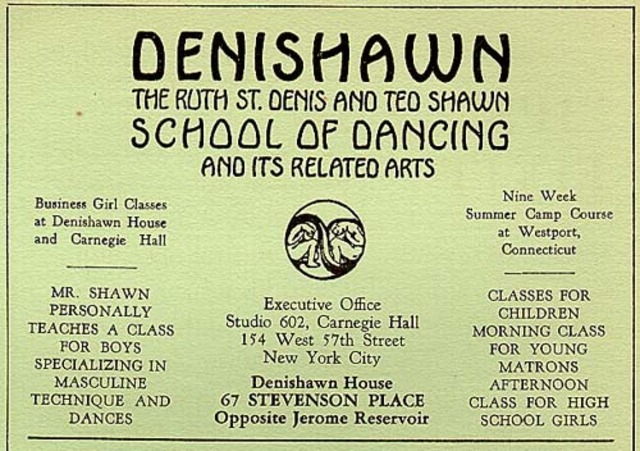 Denishawn Dance School