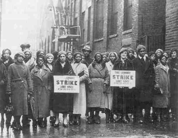 Union Membership Falls