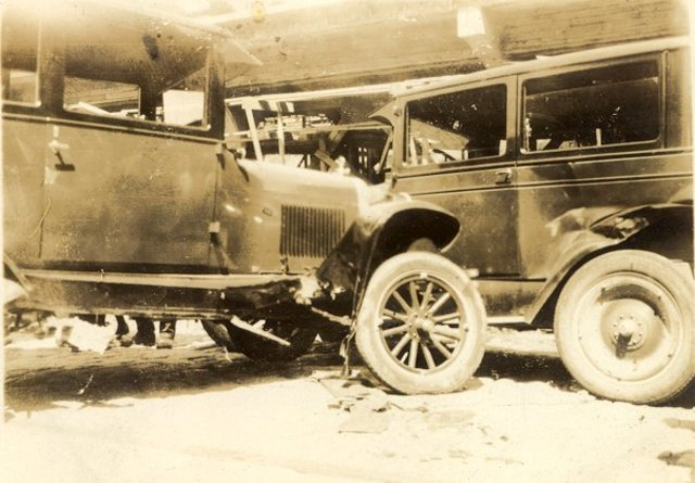 Automobile popularity led to fatalities from crashes