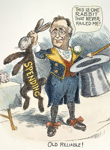Roosevelt Recession