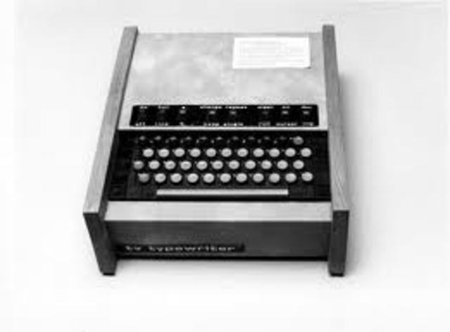TV Typewriter