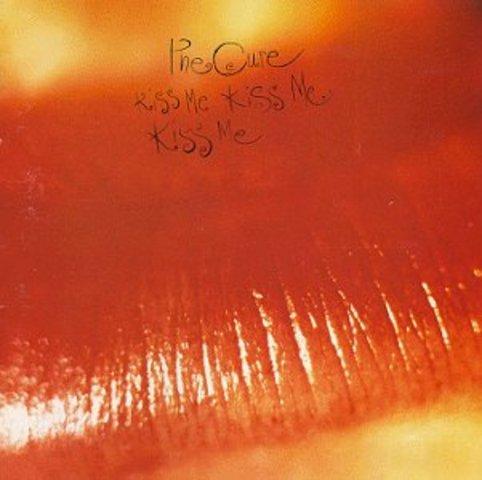 The Cure - Kiss Me Kiss Me