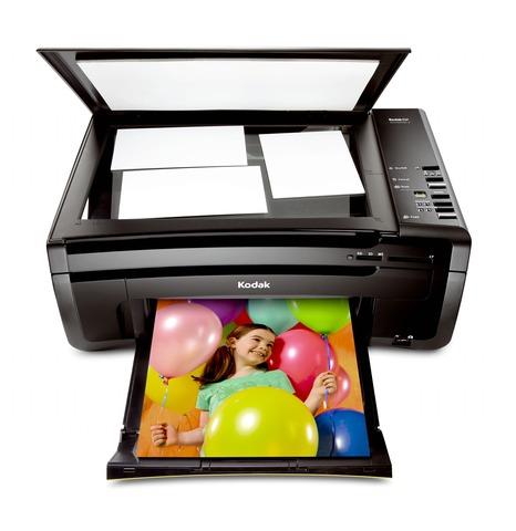 First inkjet printer