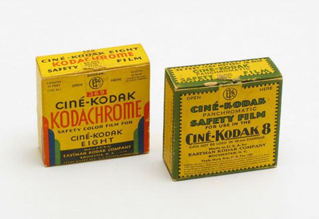 Kodak wins first Academy Award