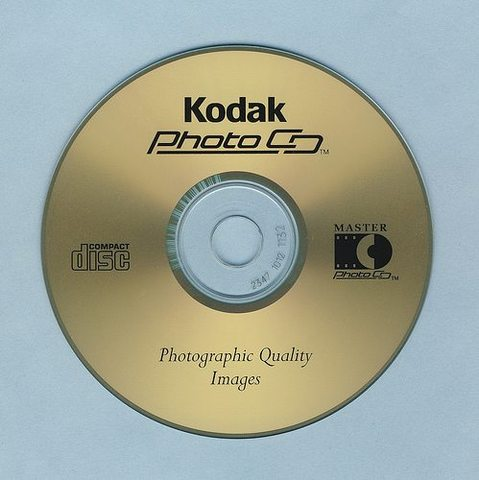 Photo CD systems