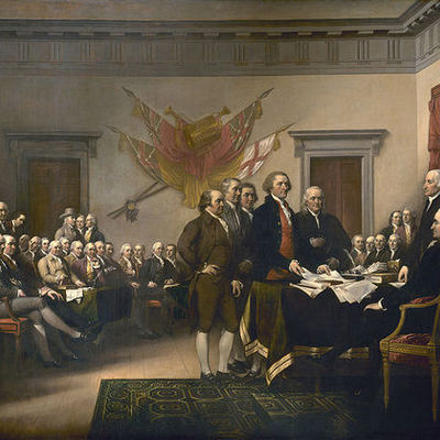 Roots of American Democracy timeline
