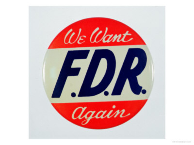 FDR Breaks Two-Term Tradition