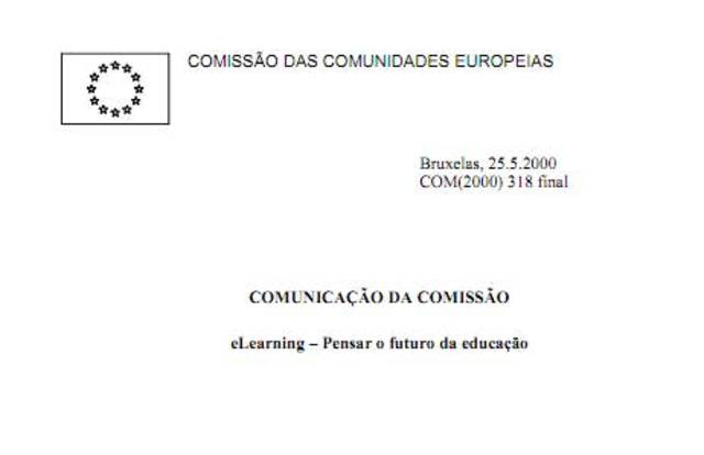 eLearning – Pensar o futuro da educação