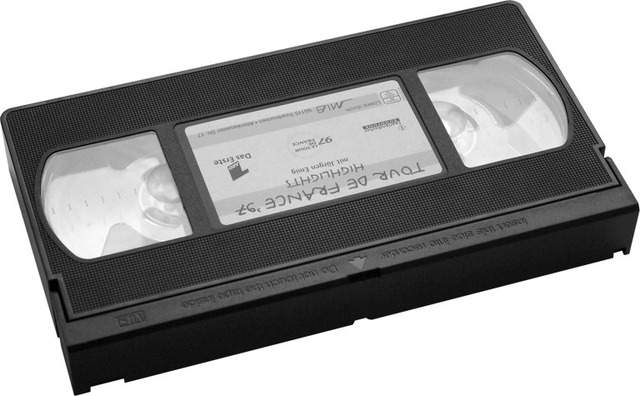 Invention of the VHS