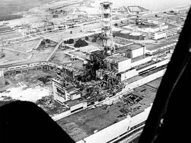 Chernobyl Nuclear Meltdown