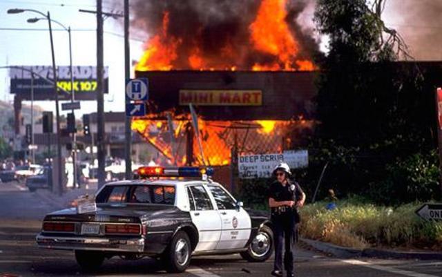 Los Angeles Riots