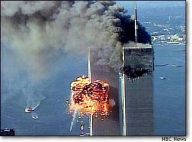 9/11 Attacks, 3,000 dead