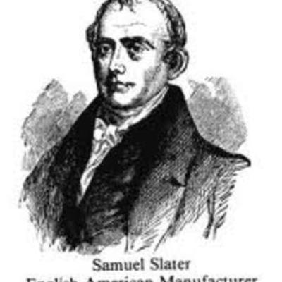 Samuel Slater timeline