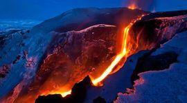 Iceland Eruptions timeline