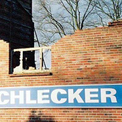 Schlecker - Schneller Aufstieg, langer Fall. timeline