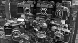 The history of the photography. timeline