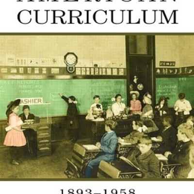 The Struggle for the American Curriculum timeline