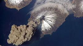 Volcanoes timeline