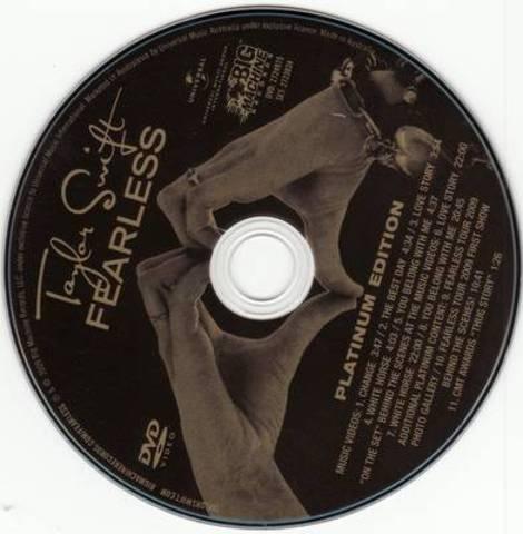 Fearless album