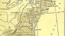 Early American Communities timeline