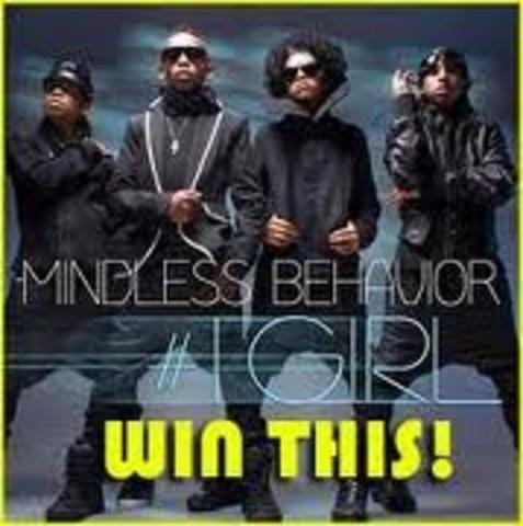 Mindless Behavior Released #1 Girl In September 20th 2011