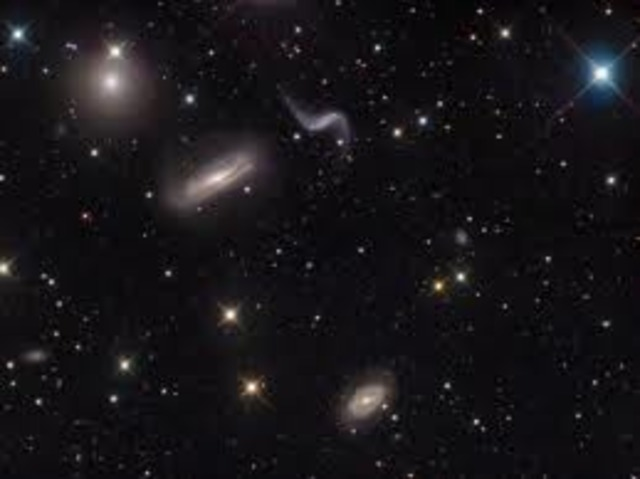 Milky Way and Local Groups Formed