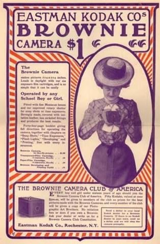 """Publicidad del modelo """"Brownie"""", pensado para niños"""