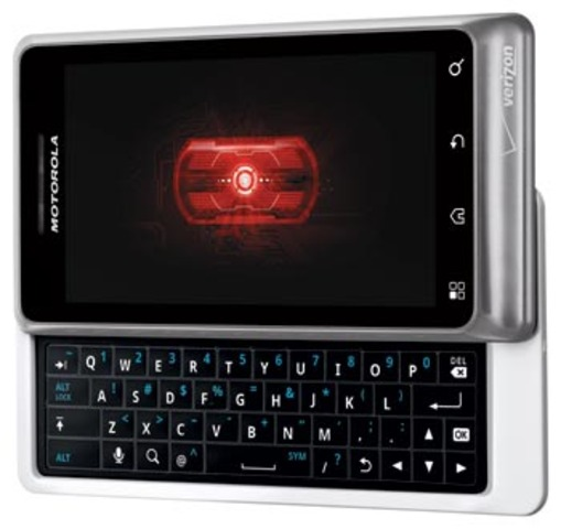 my first smartphone