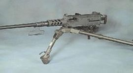 machine guns timeline