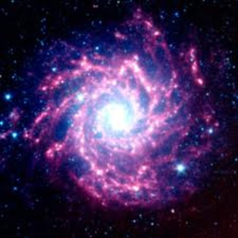 billions of years ago kilometers away a supernova event made the earth