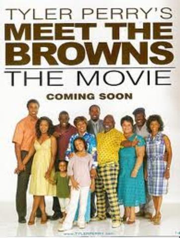 Jennifer on meet the brown's