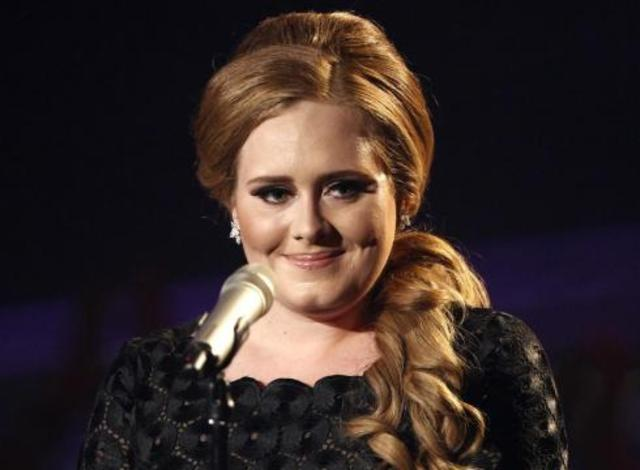 Adele sold her second album at 20.