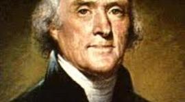 Thomas Jefferson timeline