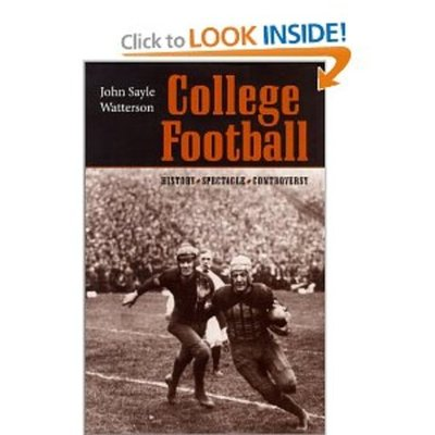 The Intercollegiate Football Spectacle timeline